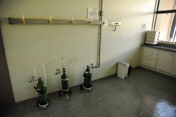 Sala de nebulização